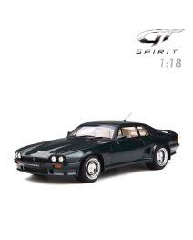 GT SPIRIT 1:18 樹脂模型車 - Lister 7.0 Le Mans SC British Racing Green