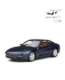GT SPIRIT 1:18 樹脂模型車 - Ferrari 456 GTSwaters Blue
