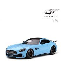 GT SPIRIT 1:18 樹脂模型車 - Mercedes-AMG GT-R China Blue