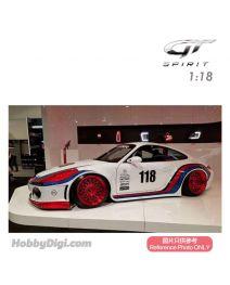 GT SPIRIT 1:18 樹脂模型車 - OLD & NEW BODY KIT