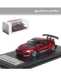 Ignition Model 1:64 限量版模型車 - PANDEM Toyota 86 V3 Red Metallic (Tarmac Works Exclusive Color)