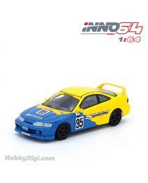 INNO64 1:64 合金模型車 - HONDA INTEGRA TYPE-R DC2 SPOON SPORTS