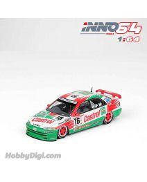 INNO64 1:64 合金模型車 - HONDA CIVIC Ferio Gr.A #16