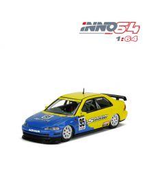 INNO64 1:64 合金模型車 - Honda Civic Ferio Gr.A No95 SPOON Macau Guia Race 1995