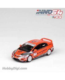 INNO64 1:64 合金模型車 - HONDA CIVIC Type-R FD2 #7