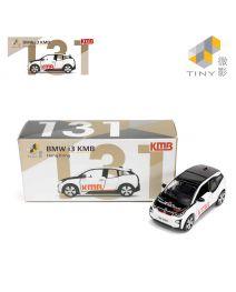 Tiny 微影 City 合金車 131 - BMW i3 九巴