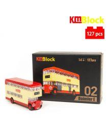 KMBlock 02 - 丹拿E型模型巴士