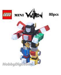 LEGO 散裝淨機 : Mini Voltron