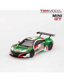 TSM 1:64 Mini GT 合金車 - Honda NSX GT3 #30 24 Hours of Spa 2018 Honda Racing