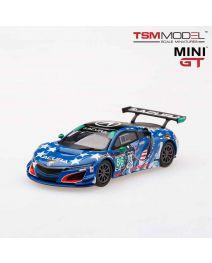 TSM 1:64 Mini GT 合金車 - Acura NSX GT3 #86