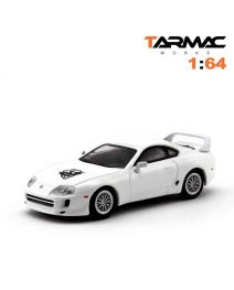 Tarmac Works HOBBY64 模型車 - Toyota Supra FOR PAUL ROWW