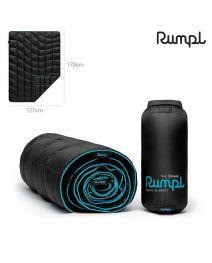 Rumpl 便攜式羽絨戶外露營毯 Puffy Down Blanket (Black)