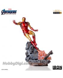 Iron Studios BDS Art Scale 1/10 模型 - Iron Man Mark LXXXV (Avengers: Endgame)