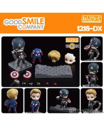 Good Smile GSC 黏土人 - No 1218DX 美國隊長 終局之戰版 (DX Ver.)