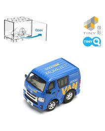 Tiny Q 合金回力車 Pro-Series 03 - Toyota Hiace GOGOVan