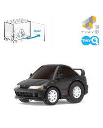 Tiny Q 合金回力車 Pro-Series 06 - Honda Integra DC2 珍珠黑