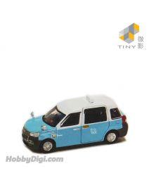 Tiny 微影 City 展會限定合金車 - Toyota Comfort Hybrid Taxi