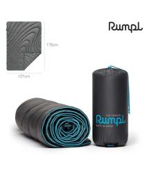 Rumpl 便攜式戶外露營毯 Original Puffy Blanket (Charcoal Grey)