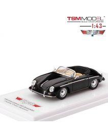 TSM Model 1:43 樹脂模型車 - Porsche 356 Speedster Intermeccanica Charlotte Charlie Blackwood Top Gun 1986
