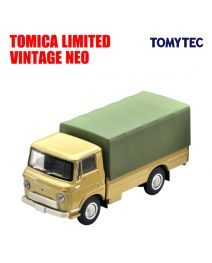 TOMYTEC Tomica Limited Vintage NEO 合金車 - TLV-178b Isuzu ELF (Brown)