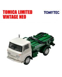 TOMYTEC Tomica Limited Vintage NEO 合金車 - LV-180a ELF vacuum truck( White/Green)