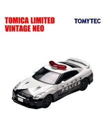 TOMYTEC Tomica Limited Vintage NEO 合金車 - LV-N184a NISSAN GT-R Patrol Car
