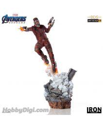 Iron Studios BDS Art Scale 1/10 Figure - Star-Lord (Avengers: Endgame)