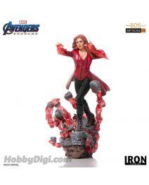 Iron Studios BDS Art Scale 1/10 模型 - Scarlet Witch (Avengers: Endgame)
