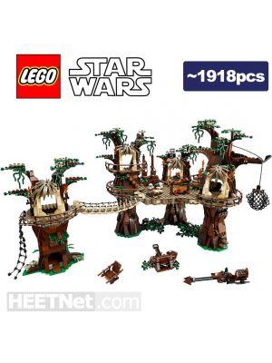 LEGO 散裝場景連盒 Star Wars: Ewok Village