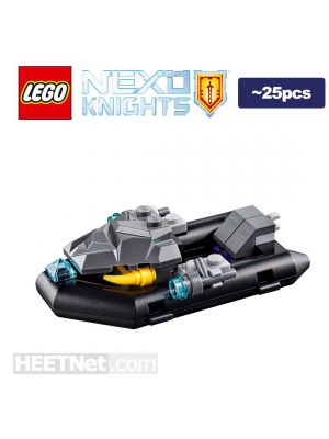 LEGO 散裝淨機 Nexo Knights: Stone Boat