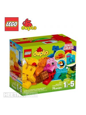 LEGO Duplo 10853: Abundant Wildlife Creative Building Set
