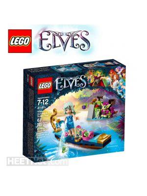 LEGO Elves 41181: Naida s Gondola and the Goblin Thief