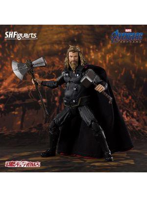 [日版] Bandai S.H.Figuarts 魂商店限定 可動模型: 雷神 Thor(復仇者聯盟4:終局之戰)