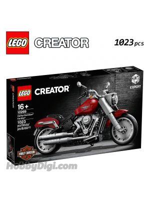 LEGO Creator 10269: Harley-Davidson Fat Boy