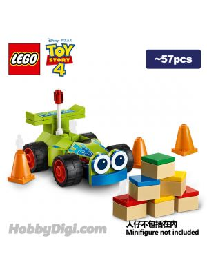 LEGO Loose Machine Toy Story 4: Toy Story 4 RC car and Bricks