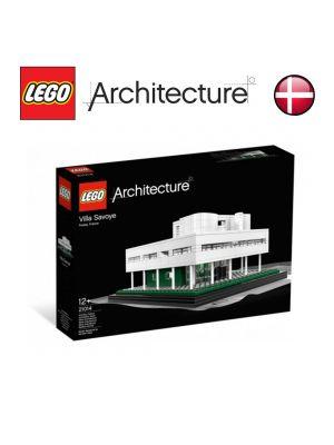 LEGO Architecture 21014: Villa Savoye