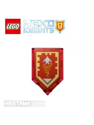 LEGO 散裝配件 Nexo Knights: Macy Scannable Shield 233 Powers of Sparrow Tornado