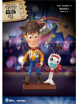 Beast Kingdom 野獸國 迷你蛋擊系列 MEA-012 Toy Story Woody(CB)