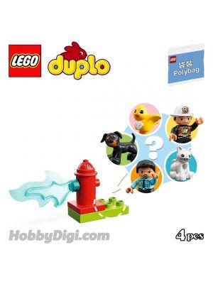 LEGO DUPLO Polybag 30328: Town Rescue (Random Bag)