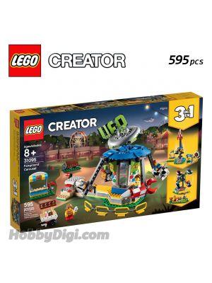 LEGO Creator 31095: Fairground Carousel