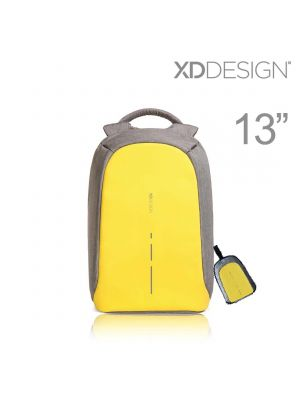 XD Design Bobby Compact Anti-Theft Backpack - Primrose Yellow