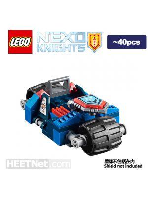 LEGO 散裝淨機 Nexo Knights: Clay s Knight Cycle