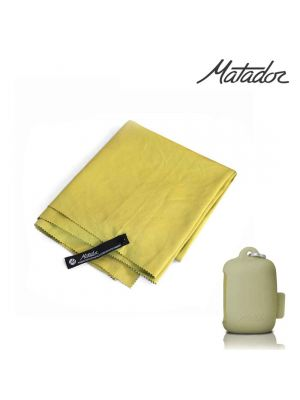 Matador NanoDry Trek Small Towel - Yellow