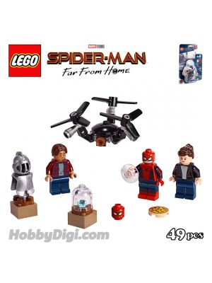 LEGO Marvel Superheroes 40343: Spider-Man and the Museum Break-In