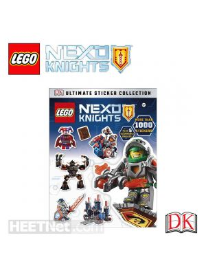 LEGO Ultimate Sticker Collection: LEGO Nexo Knights