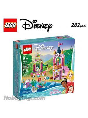 LEGO Disney 41162: Ariel, Aurora, and Tiana's Royal Celebra