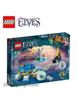 LEGO Elves 41191: Naida and The Water Turtle Ambush