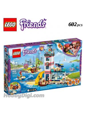 LEGO Friends 41380: Lighthouse Rescue Center (Imperfect Outbox)
