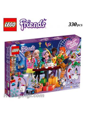 LEGO Friends 41382: Friends Advent Calendar (2019)