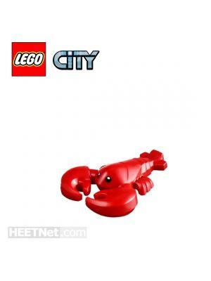 LEGO 散裝人仔 City: 龍蝦